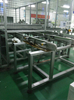 Customized aluminium profile fence 40x40 aluminium extrusion for industrial automation protector guide