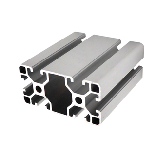 6063 T5 40x80 aluminium profile extrusion for frame workbench